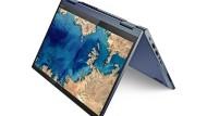 Flexibel aufstellbar: ThinkPad C13 Yoga Chromebook von Lenovo