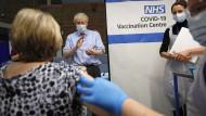 Studie gestartet: Großbritannien infiziert Freiwillige mit Corona