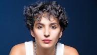 Die französische Schriftstellerin Fatima Daas.