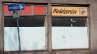 Marode: ein verfallener Laden in Duisburg-Marxloh (Archivbild aus dem Jahr 2012)
