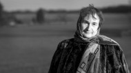 Auf dem Oberfeld: Katja Behrens im Jahr 2007