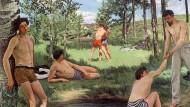 Ein Initiator der Moderne: Vor 150 Jahren starb der Maler Frédéric Bazille im Krieg