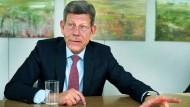 Deutschlands oberster Autolobbyist: VDA-Präsident Bernhard Mattes