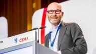 Bleibt sich treu: Peter Tauber engagiert sich weiter für die CDU.