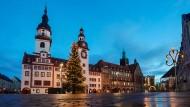 Kulturhauptstadt Europas: Chemnitz nimmt Hürde im zweiten Anlauf
