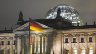 """Reichstag in Berlin: """"Die Nachtsitzungen waren ein unhaltbarer Zustand für die Mitarbeiter"""", so Unions-Parlamentsgeschäftsführer Michael Grosse-Brömer"""