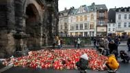 Amokfahrt in Trier: Attentäter hatte Munition bei sich