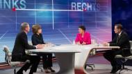 """TV-Kritik """"Maybrit Illner"""": Keine Zeit für starke Sprüche"""