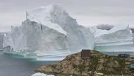Donald Trump möchte die Insel Grönland kaufen und in einen amerikanischen Bundesstaat umwandeln.