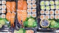 Das Essen ist appetitlich, der Verpackungsmüll weniger: Sushi To Go in Stuttgart
