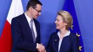 Warum Polen der EU weiter mit Veto droht