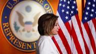 Trump forderte ein schnelles Verfahren – Nancy Pelosi gibt es ihm.