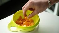 Frischhaltedose der Marke Tupperware