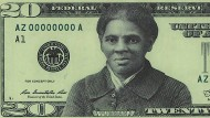 So sieht der Plan aus: Ein Porträt von Harriet Tubman soll künftig auf dem 20-Dollar-Schein an die Abolitionistin erinnern.
