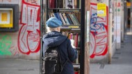 Bücherschränke in Frankfurt: Tresore des Weltgeists
