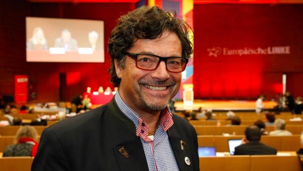 Die Linke - Auf dem Europaparteitag der Linken in Hamburg werden die Kandidaten für die Europaliste 2014 gewählt