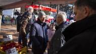 Peter Tschentscher will dem Land beweisen, dass die SPD noch Wahlen gewinnen kann.