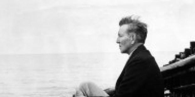 "Frankfurter Anthologie: ""Fragmet"" von Robert Graves"