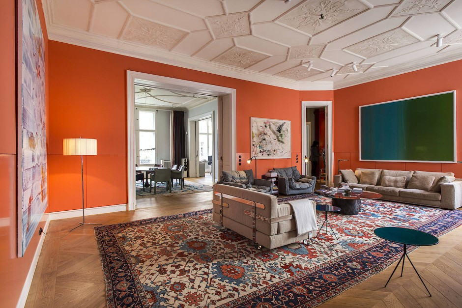 ImmobilienUnternehmer KarlUlrich Ansorgs Wohnung in Berlin