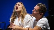 Strahlkräftig, nobel, sensationell: Eleonora Bellocci als Leonora und Paolo Fanale als Florestano