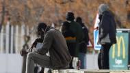 Auf sich allein gestellt: Migranten im spanischen Lepe