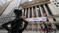 Das Inflationsgespenst spukt wieder an den Finanzmärkten und hat seinen Ursprung in den billionenschweren Konjunkturpaketen des neuen amerikanischen Präsidenten Joe Biden.