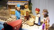 Ein deutscher Fernsehklasssiker: Mit Jim Knopf eroberte die Augsburger Puppenkiste die deutschen Wohnzimmer.