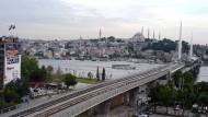 Das Goldene Horn von Istanbul