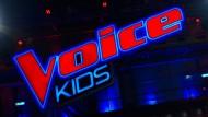 """""""The Voice Kids"""" ist auch in Deutschland eine beliebte Fernsehshow."""
