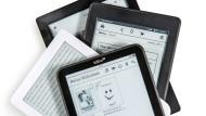 E-Books mischen im Buchmarkt zwar mit, dominieren ihn aber keineswegs.