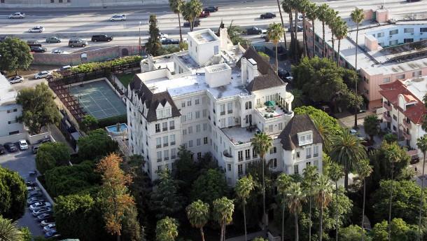 © action press Nie unbeobachtet: Celebrity Centre der sogenannten Church of Scientology