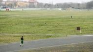 Viel Platz für neue Wohnungen: Das Tempelhofer Feld in Berlin