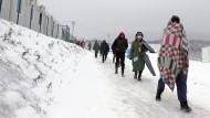 """Illegale Praktiken: UNHCR sieht Asylrecht in Europa """"in Gefahr"""""""