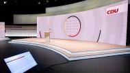 CDU vor der Wahl: Die Macht der Delegierten