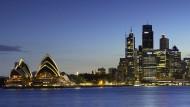 Hübsche Fassade, hartgesottene Unterwelt: Sydney in der Abenddämmerung