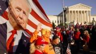 Kommentar zum Ausgang der Präsidentenwahl: Trump bleibt
