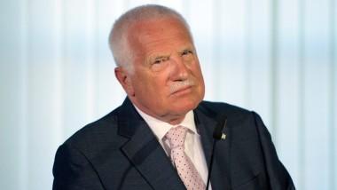 Putin-Versteher: der ehemalige tschechische Ministerpräsident Václav Klaus