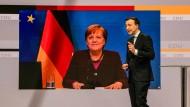 CDU-Parteitag: Die Kanzlerin geizt mit Lob