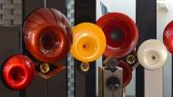 Hörner für einen voluminösen Klang