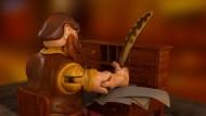 Videospiele zu entwickeln ist mehr als nur irgendein Schreibtisch-Job: Animation der Lost The Game Studios.