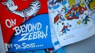 """""""Verletzend und falsch"""": Sechs Bücher von """"Grinch""""-Erfinder Dr. Seuss werden nicht mehr gedruckt"""