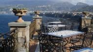 Bankerott im Mediterranen: Blick über den Golf von Neapel.