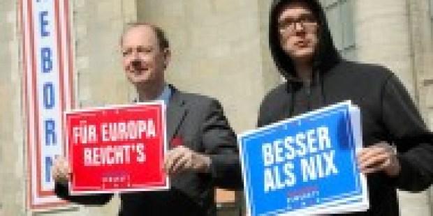 "Nico Semsrott verlässt ""Die Partei"""