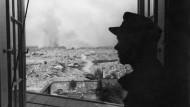 Warschau, 1944: Die Ruinen der Okopowa-Straße im jüdischen Getto