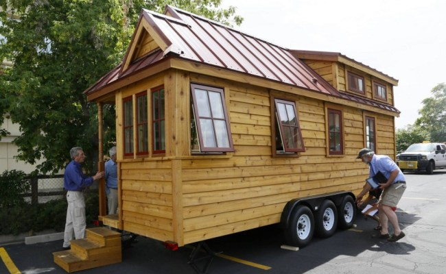 Tiny House Movement Erobert Amerika Und Europa