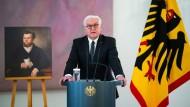 Ein Urahn der Demokratie: Bundespräsident Steinmeier ehrt Robert Blum