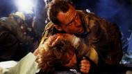 """Mehr als nur ein Superheld: Bruce Willis in John McTiernans """"Die Hard"""" aus dem Jahr 1988."""