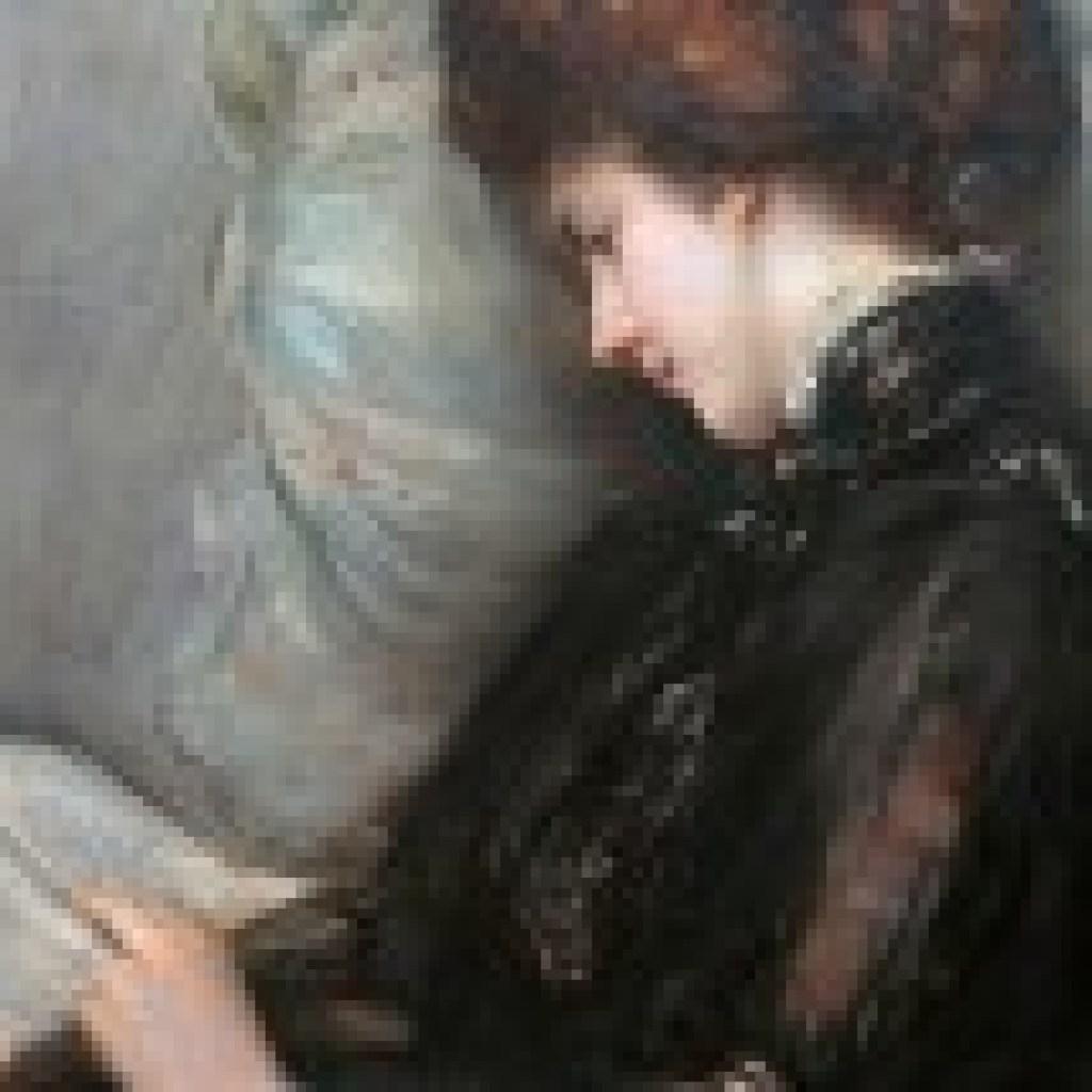 Lesende Frauen: Nicht ohne ihre Bücher!
