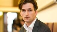 Der Schriftsteller Reinhard Kaiser-Mühlecker