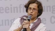Cornelia Koppetsch im Oktober 2019 auf der Frankfurter Buchmesse